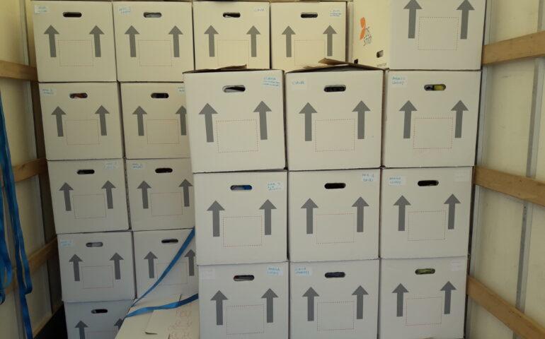 Boxes lending